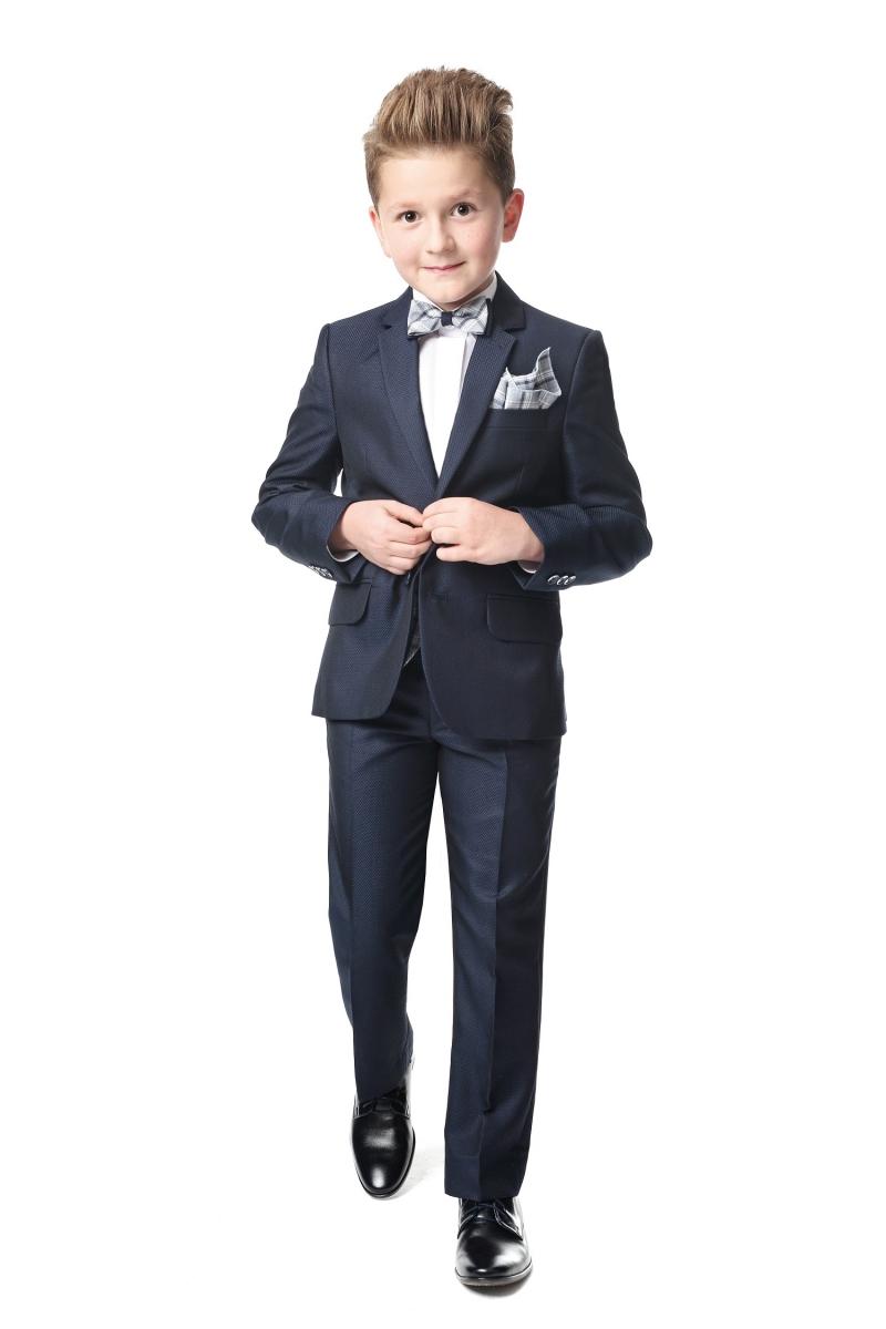 d99f8d4bc6d1 chlapčenský elegantný oblek ENZO 134-152XXL