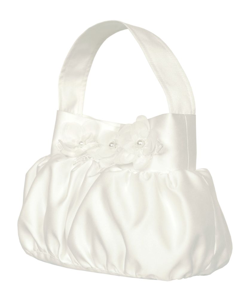 d2dde2d4c7 dievčenská kabelka na svadbu vo farbe ecru
