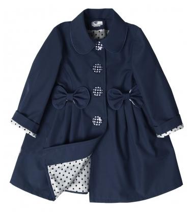 detský jarný kabátik STELLA modrý 20778d4397a