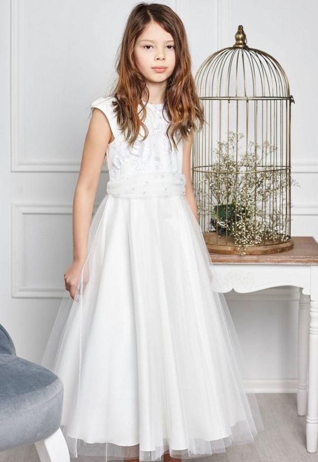 d4b3641230e7 dievčenské sviatočné šaty ELIZA