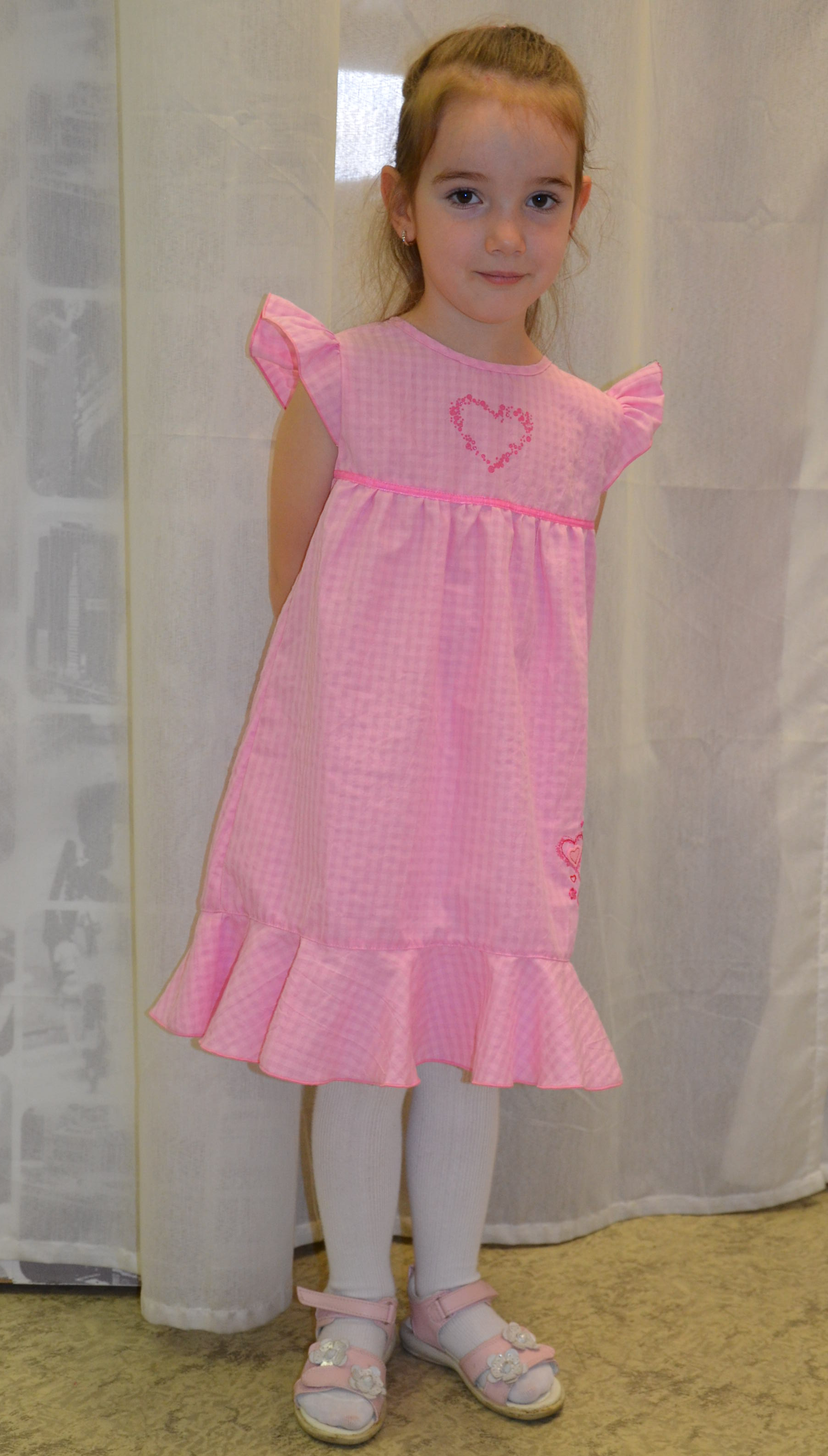 c7882f69b21f dievčenské šaty TULEC TREND