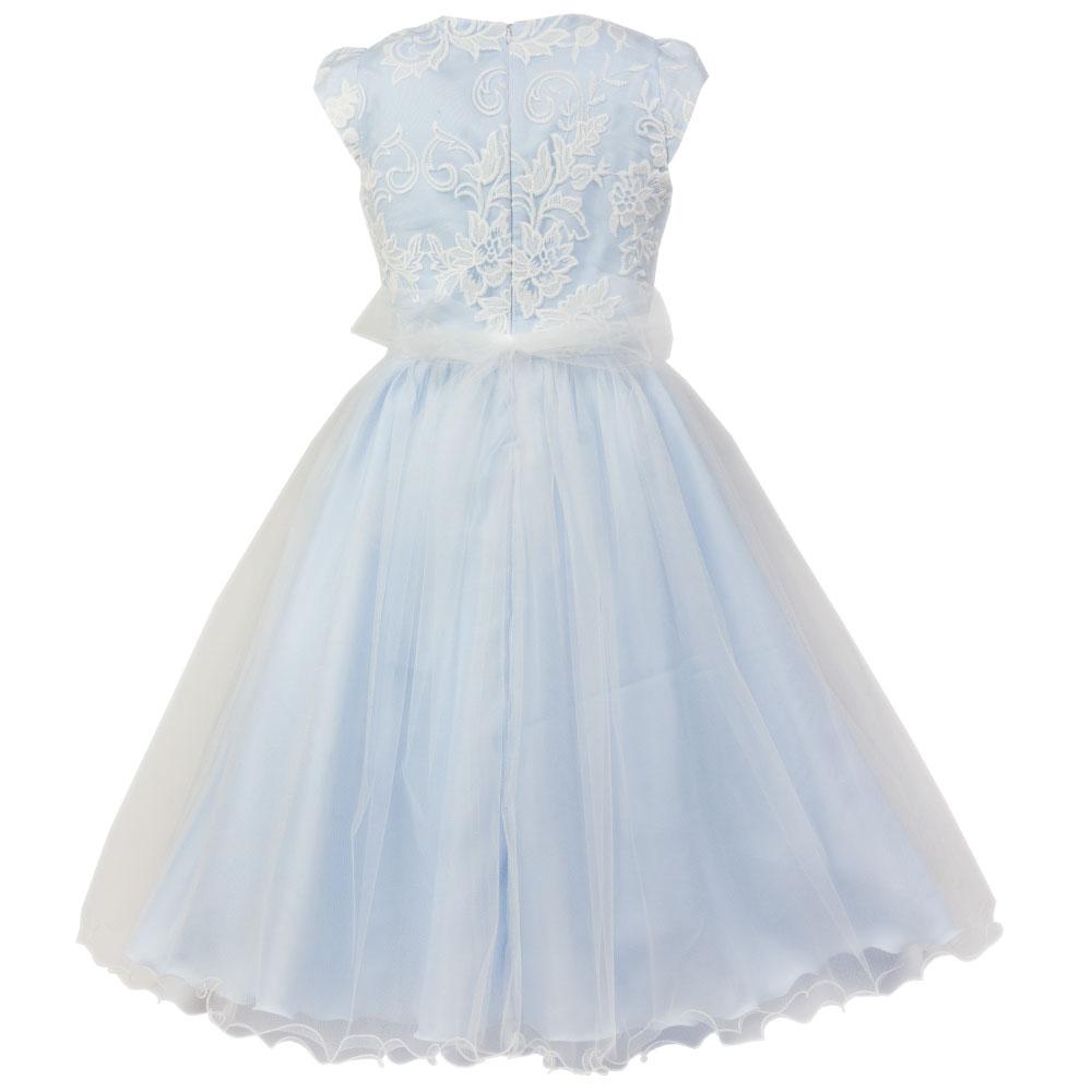 8ed162b0067a detské šaty na svadbu BLANKA. skladom