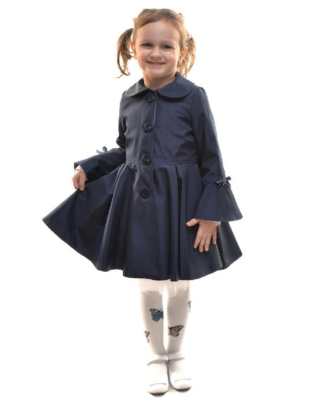 ade16a9e337e detský jarný kabátik ELLEN modrý. skladom