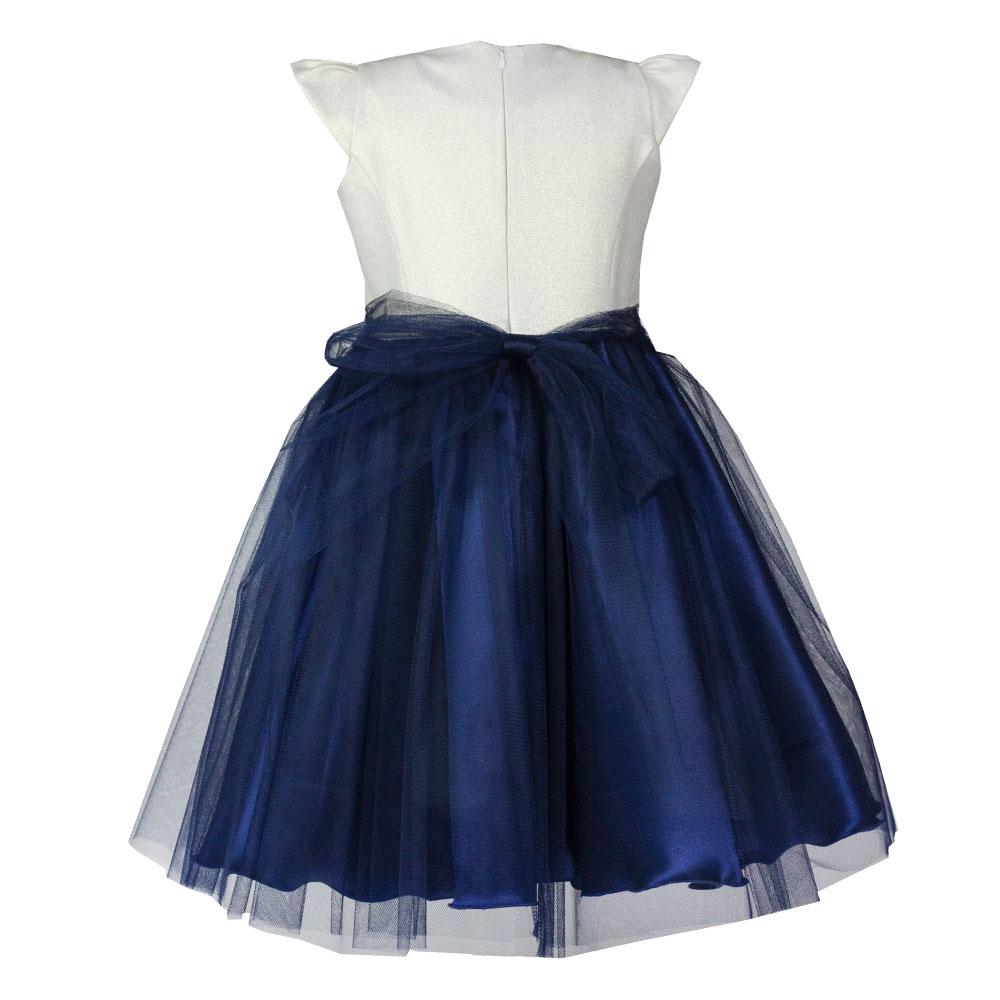 dievčenské sviatočné tylové šaty LAURA. skladom a48bde531dd