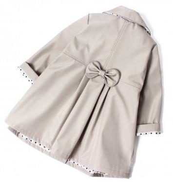 detský jarný kabátik STELLA sivý dba4a5652cb