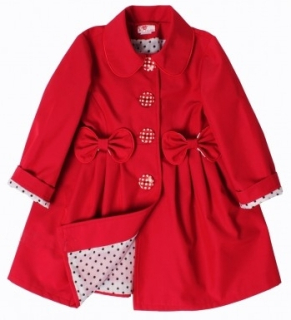 detský jarný kabátik STELLA červený empty e4c6c46e7ac