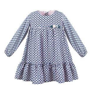 05ab25e90821 detské šaty s dlhým rukávom ANTOSIA empty