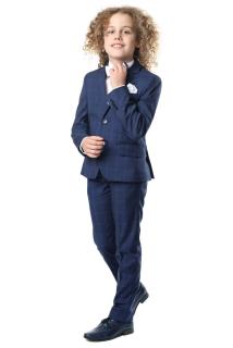 462081bc1a2b chlapčenský elegantný oblek ALEX 122-152 empty
