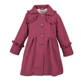 39d1c20225dd Dievčenský jarný kabát