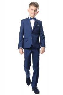 810d1d7350b1 chlapčenský elegantný oblek KOBALT 122-152 empty