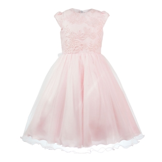 97f74fc8466e6 Dievčenské slávnostné šaty Blanka ružové empty