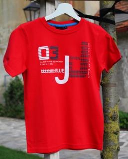 0ca48ed3b60a chlapčenské tričko BLUE SEVEN červené empty