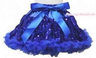 9b885b0c642e PETTI suknička Royal Blue Bling 1-8 rokov empty