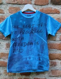 1b1676244a31 chlapčenské tričko LOSAN OLD ROUTE 66 empty
