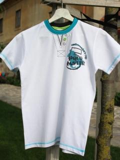 9cb6b4cce719 chlapčenské tričko AMBASADOR empty
