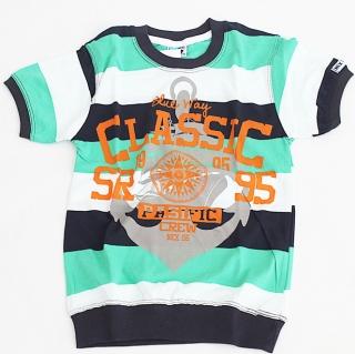 dce2ab0552bf chlapčenské tričko CLASSIC empty