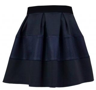 d40f46958250 dievčenská sukňa DAGA modrá empty