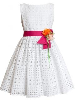 dievčenské sviatočné šaty IZZA empty 751047031ee